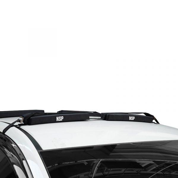 NSP Soft Roof Rack Double